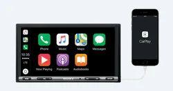 Sony XAV-AX3000 Double Din 17.6 cm (6) Apple CarPlay/Android Media Receiver BT/USB/Voice Control