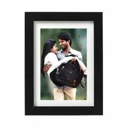 Wooden Photo Frame, For Gift Purpose, Size: 6 X 8 Inch
