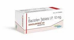 ZACLOFEN - 10/25/XL-20 (Baclofen Tablets I.P.)