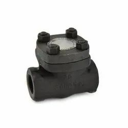 1076A Forged Steel Horizontal Lift Check Valve