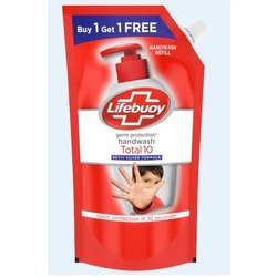 Lifebuoy Total 10 1.5 Litre Refill Hand Wash