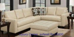 Luxury Corner Sofa Set