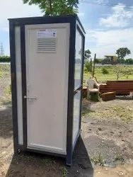 Grey Western Toilet Made Of Hardener Sheet, Size/Dimension: 3ft X 3.5ft