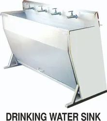 Stainless Steel Drinking Water Sink