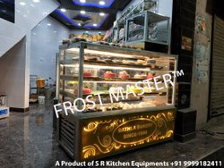 Frost Master Cake Display Counter