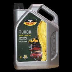 3l Meero Turbo 15w-40 (Ci4 Plus Grade)