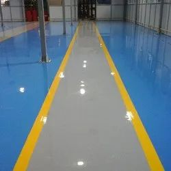 Industrial Epoxy Floor Coatings Service