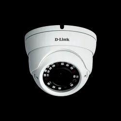 D-LINK 5MP Dome Camera, Max. Camera Resolution: 1920 x 1080, Camera Range: 15 to 20 m