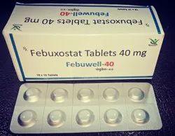 Febuxostat 40Mg Tabs