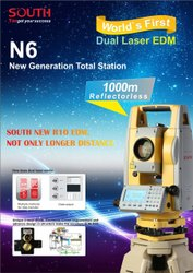 SOUTH Total Station N6