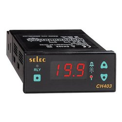 Selec CH403 Temperature Sensor And Controller