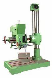 Prashant subham Radial Drilling Machine, Spindle Speed: 110=2880, Drilling Capacity: 25 Mm