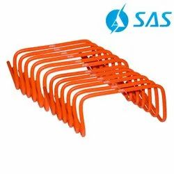 Agility Training Hurdle 9 (Set Of 12) - Fl. Orange