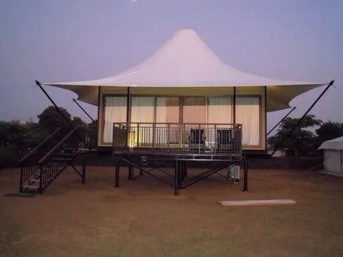 Glamping Tents - Ultra Luxurious PVC Tents