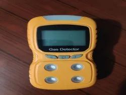 Multi Gas portable Gas detector
