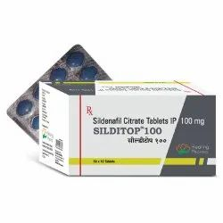 Sildenafil Citrate - Silditop 100mg Tablets