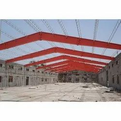 Hot Rolled Warehouse Roofing Structure