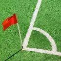 Football Spring Loaded Corner Flags (Set Of 4)
