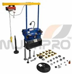 Disc Drum Cutting / Resurfacing / Skimming Machine For Car Truck, Bus & Other Heavy Vehicles