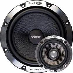 Vibe Audio Black Air 63c-v6b 6