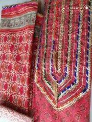 Lace Work Salwar Suits