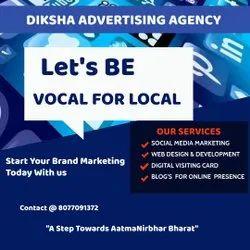 Social Media Marketing, in Pan India