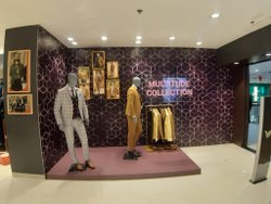 Window Display For Brand Showroom, in Mp & Cg