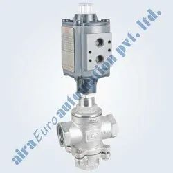 Diverting Medium Pressure Control Valve