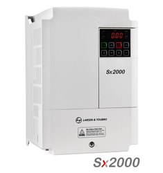 Three Phase VVF Drive 3.7 KW Nd / 2.2 KW HD 7A
