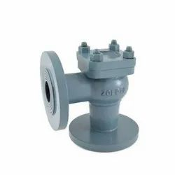 1068 Flanged Cast Iron Horizontal Lift Check Valve