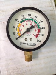 Mild Steel Pressure Gauge