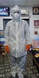 用于医疗和个人保护的一次性可重复使用PPE套件