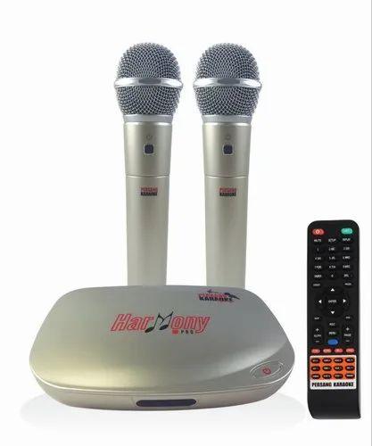 Persang Karaoke System Harmony Pro PK-8167