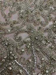 Heavy Beaded Embroidery / Haute Couture Embroidery