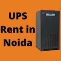 UPS On Rent In Noida