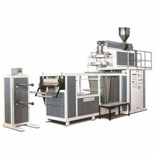 OM-4055-800 PPTQ Downword Blown Film Plant