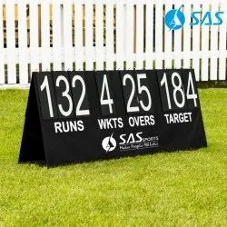 Acrylic Cricket Score Board, For Training, Scoring