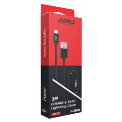 Black TPE Finish ARI-22 Android Cable