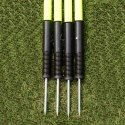 Agility Spring Slalom Pole (Set Of 4)