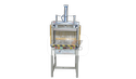 Single Pillow Vacuum Pressing Machine / Pillow Compression Machine