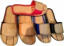 Mens Rexine Flip Flop Slipper, Size: 6-10