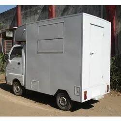 Sub Zero Non AC Food Van, Diesel