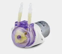 DC Motor Micro Pump