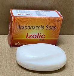 Itraconazole Soap