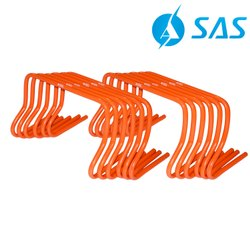 Agility Training Hurdle 12 (Set Of 12) - Fl. Orange