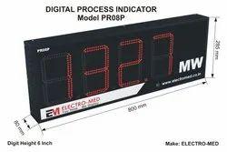 8 Inch Process Indicator Jumbo