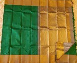 Green Pattu Saree