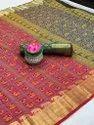 Banarasi Silk Indian Wear Saree