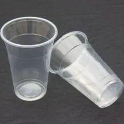Transparent Disposable Plastic Glass / PP Glass