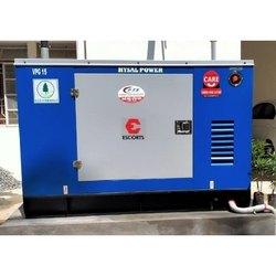 VPG 15 45 Escorts Air Cooled Diesel Generator